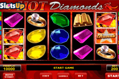 Hot Diamonds Slot